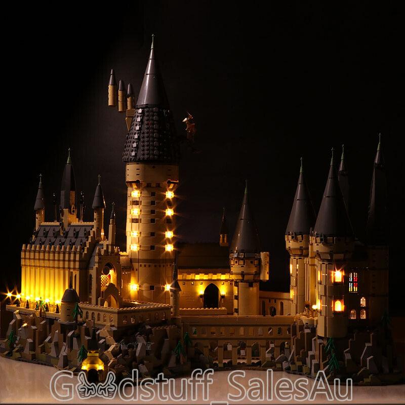 LED Light Kit  for LEGO Harry Potter Potter Potter Hogwarts Castle 71043  ( Aus seller) 0adae5