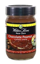 Walden Farms Low Calorie Chocolate Peanut Spread, Low Carb, Sugar Free, Fat Free