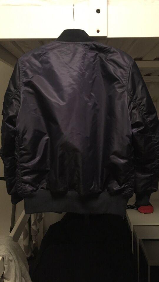 Jakke, Overgangs jakke, NASA