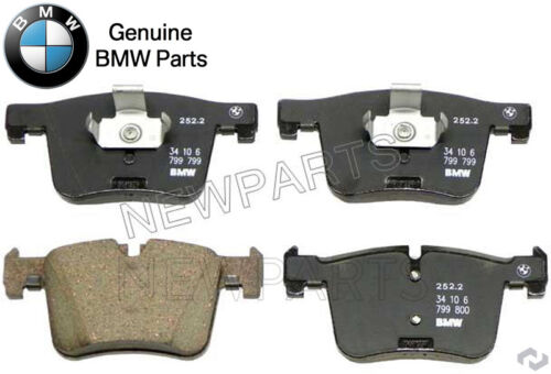 For BMW F22 F23 F30 F31 F32 F33 F34 F36 2 3 4 Series Front Brake Pad Set Genuine