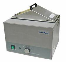 Vwr 1211 2 9020981 Heated Water Bath 6 X 12 X 6 Chamber 5l 220v Input Power