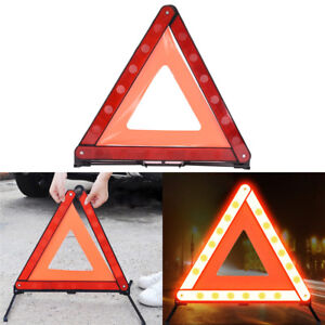 Grosses-warnendes-Auto-Dreieck-reflektierende-Strassennotausfallsicherheit-Sig-TG