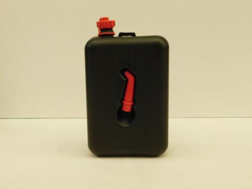 2 litri di benzina riserva e trasporto TANICA