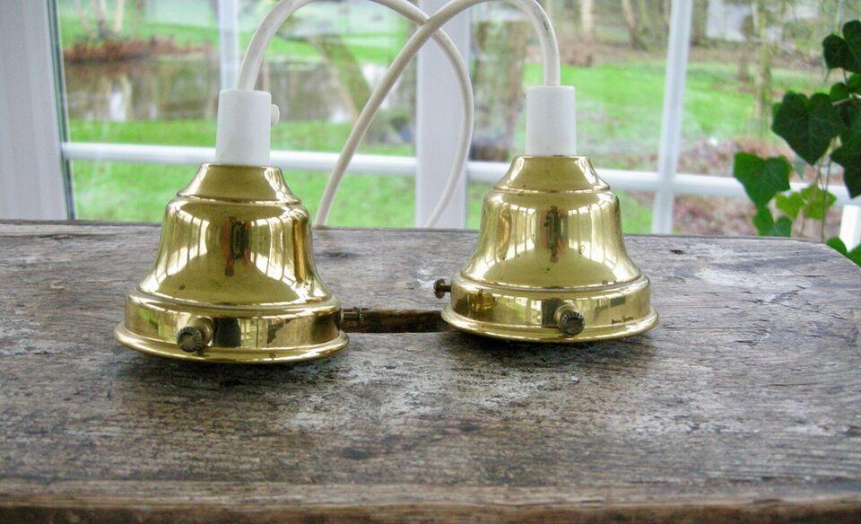 #Glasholder #Lampeophæng, #Messing pendelophæng