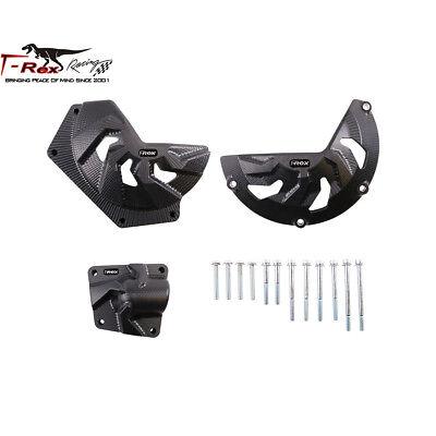 T-Rex Racing 2008-2016 Aprilia Shiver SL750 Dorsoduro 750 Caponord 1200 No Cut Frame Sliders