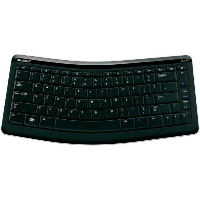 Microsoft Bluetooth Mobile Clavier 5000 AZERTY Noir NEUF / NOUVEAU