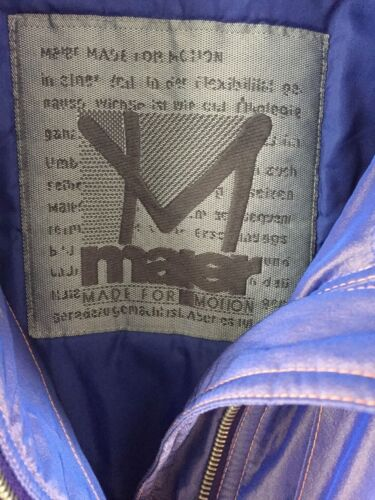 jas 80's Womens Windbreaker Retro Vintage 116 Jacket Crazy Ski Bold Bright zzBUwEq