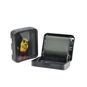 1-X-Plastic-Automatic-Cigarette-Tobacco-Roller-Rolling-Machine-Box-for-78MM