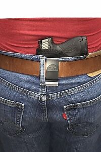 Details about Ambidextrous Concealed Carry Small of the back Gun holster  For Ruger LCP 380
