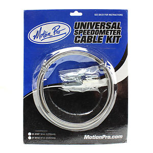 Motion-Pro-Universal-Speedometer-Speedo-Cable-Kit-01-0107-50-034-1270mm-Motorcycle