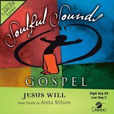 Anita Wilson - Jesus Will - Accompaniment CD New