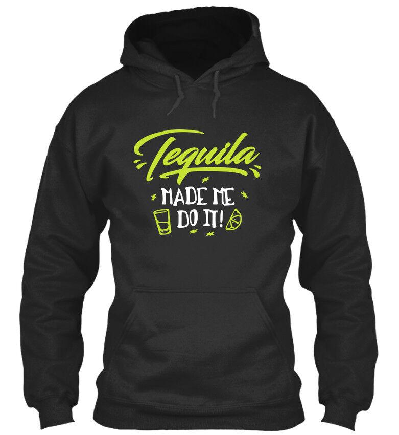 Tequila Made Me Do It   Top - It  Standard College Hoodie  | Online Kaufen  | Ausgezeichnete Leistung  | Sehen Sie die Welt aus der Perspektive des Kindes