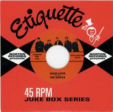 "THE SONICS  ""LOUIE LOUIE""    KILLER VERSION 60's GARAGE LISTEN!"