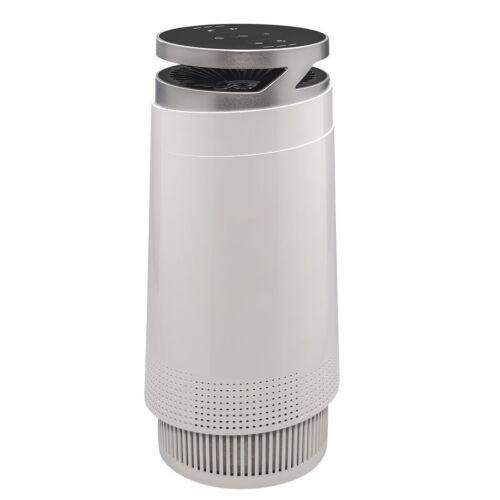 Purificatore d/'aria Ionizzatore Filtro HEPA Carboni attivi Bianco Bimar PA 98