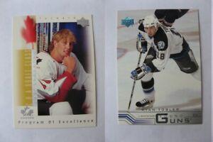 2001-02 Upper Deck #440 Tobler Ryan  RC Rookie  lightnings