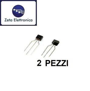 GéNéReuse 2pz Dta114gs Transistor Pnp Digitale Dta114 50v 100ma 300mw To-92 Digital