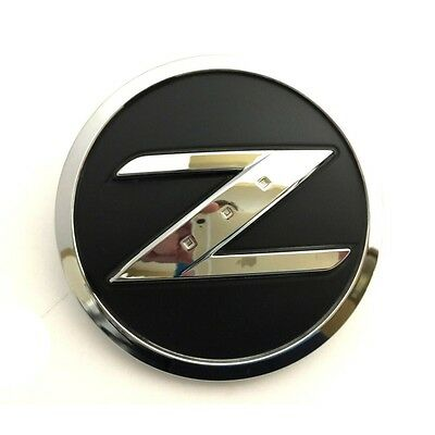 3D-Z Car Front Body Emblem NISMO Logo for Nissan 350Z 370Z Fairlady Z Z33 Z34