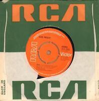 """Elvis Presley(7"""" Vinyl)Fool / Steamroller Blues-RCA-RCA 2393-UK-1973-VG/Ex"""