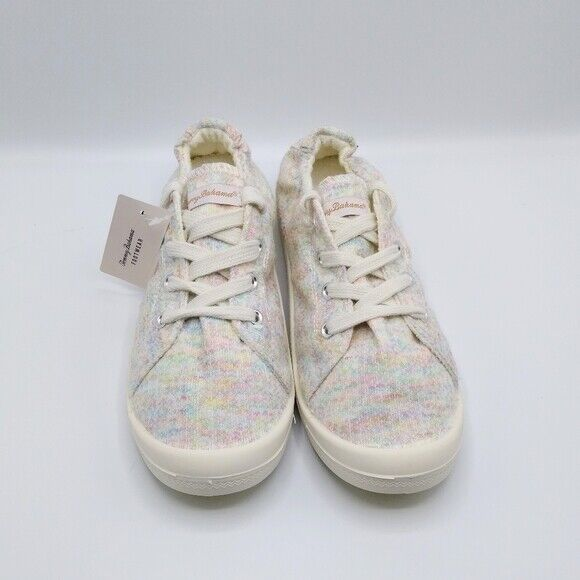 Tommy Bahama Memory Foam Women's Floral Comfort Casual Sneakers Size 8.5