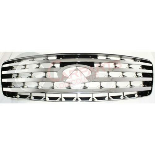 IN1200110 NEW 2003 2005 FRONT GRILLE FOR INFINITI FX45 FX45  62310CG000