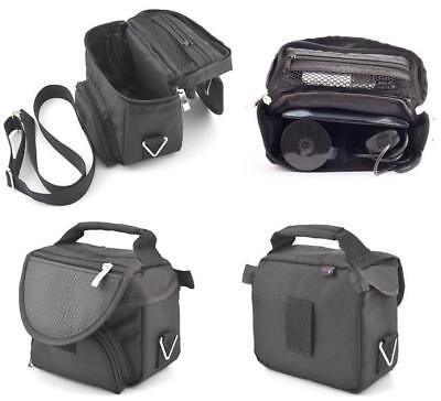 Black Hard Carry Case For TomTom Go 5200 520 Via /& Start 52 53 Go Professional