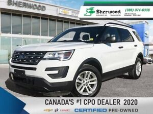 2016 Ford Explorer 4WD One Owner Local Trade!!