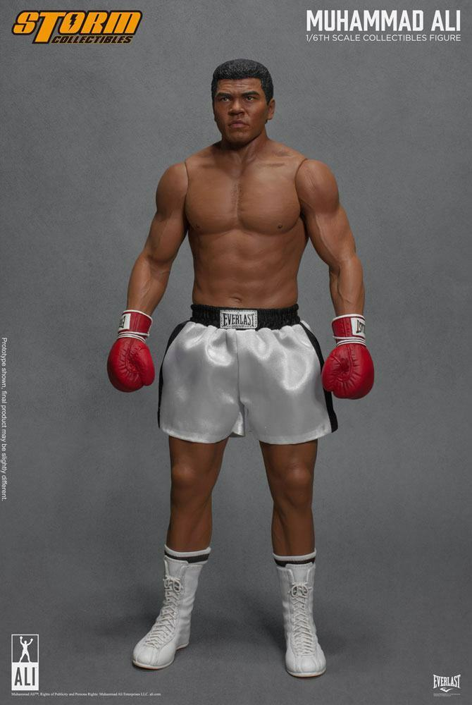 Muhammad Ali The Greatest - Action Figure Figure Figure 1 6th scale 33 cm - Storm Collectibles 0263ef