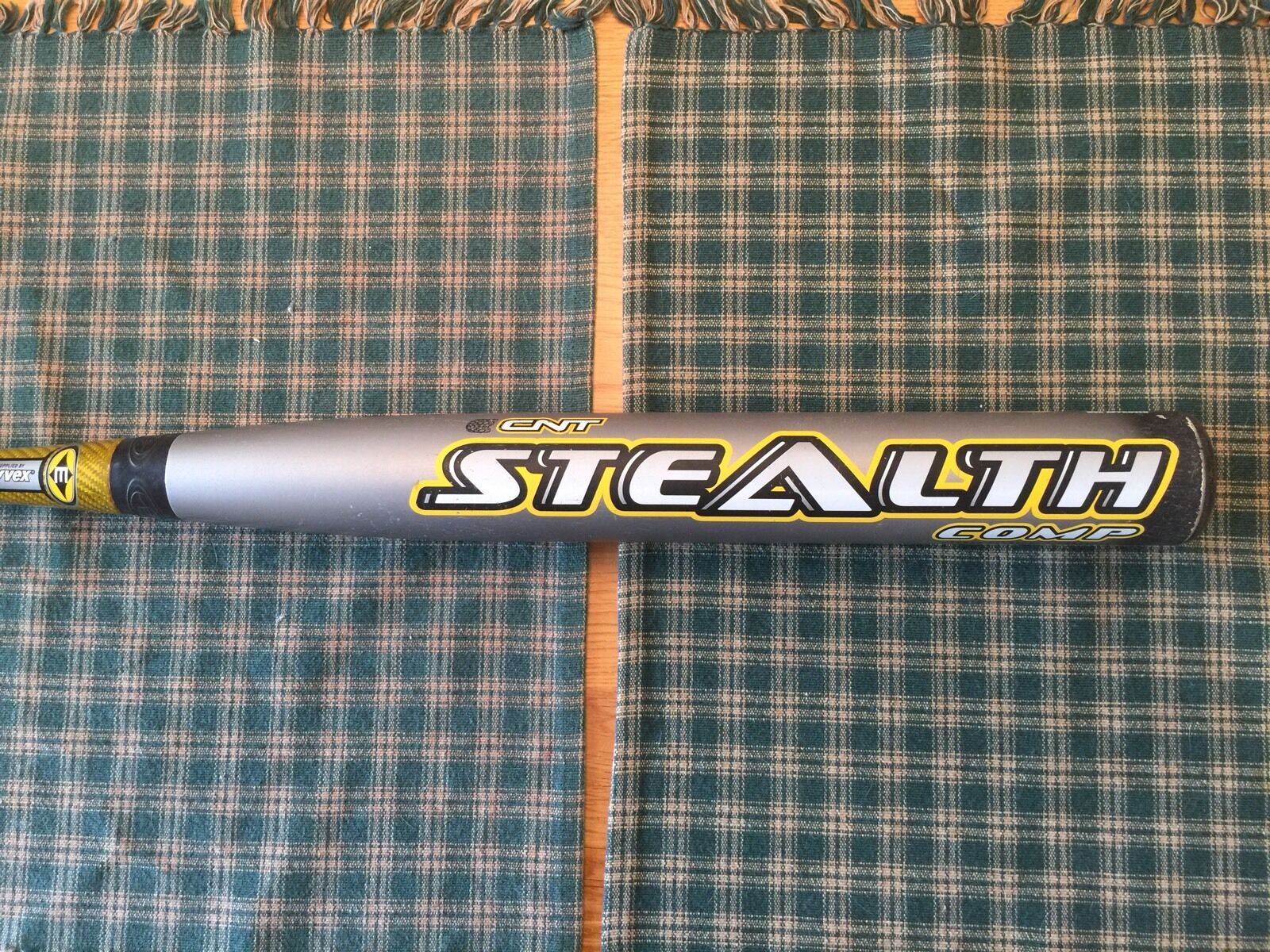 Raro utilizado Easton Stealth Comp Cnt scn4b 33 23 (-10) Fastpitch Softball caliente