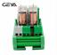 GEYA-2-Channel-Omron-Relay-Module-2NO2NC-DPDT-PLC-RELAY-Interface-12V-24V-AC-DC miniature 4