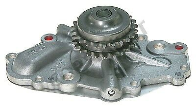 GATES Engine Water Pump for Chrysler Sebring V6; 2.5L 1995-1999