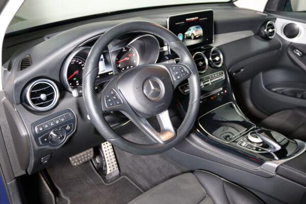 Mercedes GLC350 d 3,0 AMG Line aut. 4-M billede 5