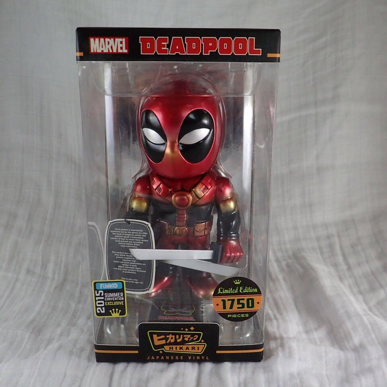 Marvel Deadpool Hikari Japanese Vinyl Figurine