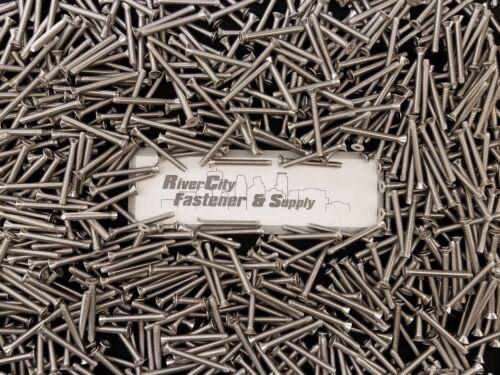 70 STAINLESS STEEL 1//4-20 X 2-1//2  Trailer Floor Floorboard Deck Screws T-27