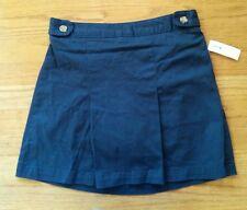 NEW OLD NAVY navy blue skort  * XL 14 *  school uniform NWT