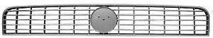 Mascherina-griglia-anteriore-per-fiat-grande-punto-2005-in-poi-verniciata-grigia