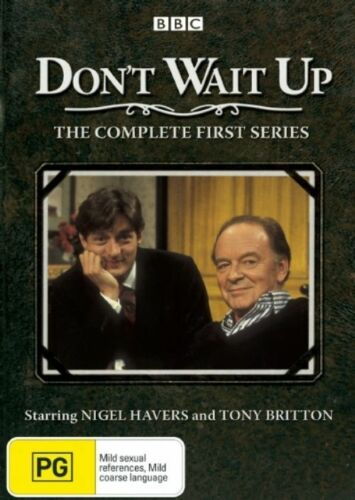 1 of 1 - Don't Wait Up : Season 1 (DVD, 2007) Brand New & Sealed Region 4 DVD - Free Post