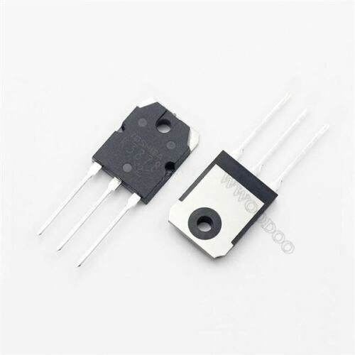 5 Pcs 2SK3878 K3878 Tos Mosfet N-Ch Fet Rds TO-3P io