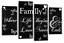 Black-White-Family-Quote-Wall-Art-Canvas-Powder-Grey-Love-Picture-4Panel-Split thumbnail 2