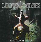 Emotional Coma by Lion's Share (Sweden) (CD, Jun-2007, AFM (USA))