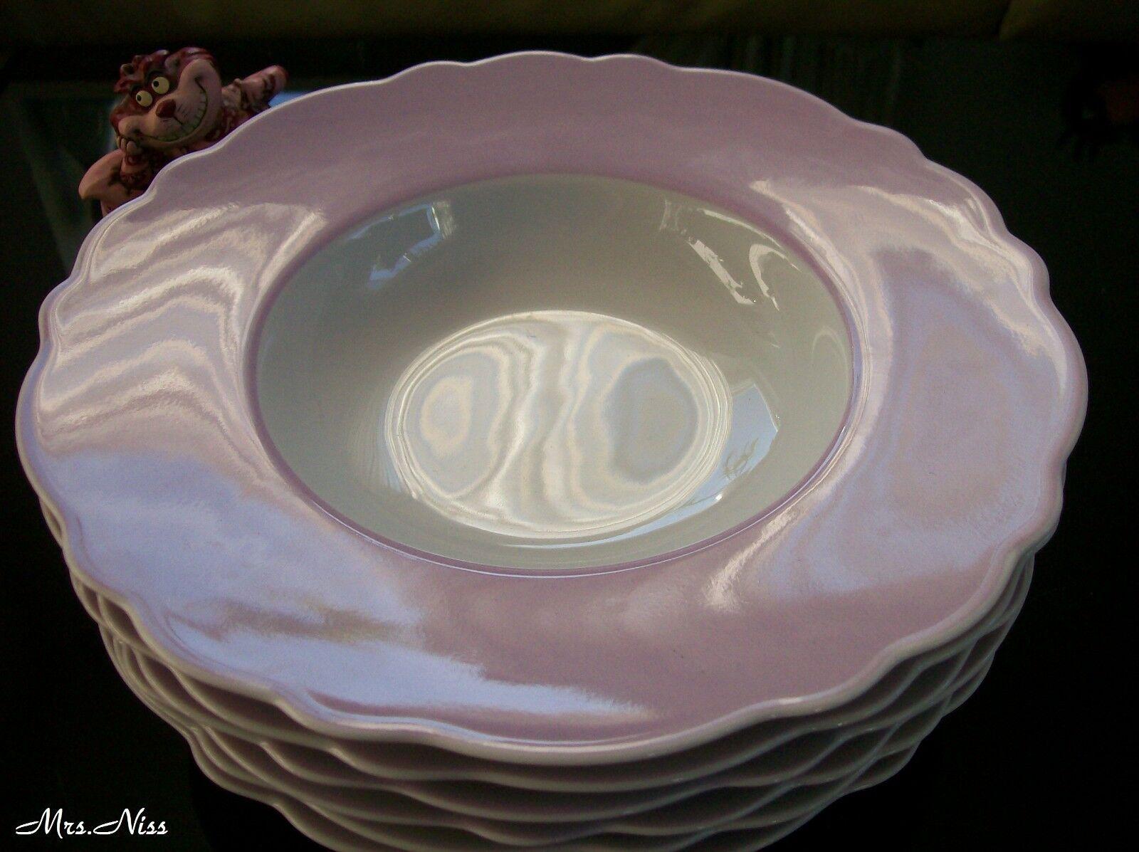 Hutschenreuther Ann Marie Elisa VIOLET 4 X Nouvelle assiettes à soupe 23 cm 1. Choix