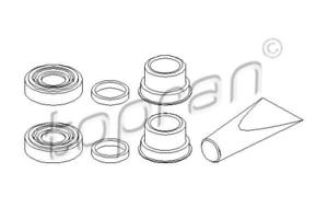 Bremssattel für Bremsanlage Vorderachse TOPRAN 202 451 Reparatursatz