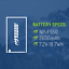 Wasabi-Power-Battery-for-Sony-NP-F330-NP-F530-NP-F550-NP-F570-CN-160 thumbnail 6
