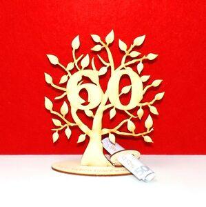 Geldgeschenk-zum-Geburtstag-40-50-60-70-80-90-Holz-16cm-Hoch-Lebensbaum-graviert