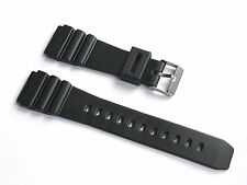 Quality Rubber Strap Lug Size 22mm With 2 Spring Bar For Seiko Men Sports