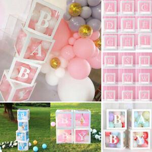 12-034-Transparent-Boites-de-rangement-Ballons-Mariage-Enfant-Anniversaire-Baby-Shower-Decoration