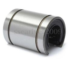 LM16UUOP 16mm Steel Shaft Open Type CNC Linear Motion Ball Bearing 16x28x37mm
