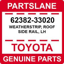 TOYOTA Genuine 62316-AA020 Door Opening Trim Weatherstrip