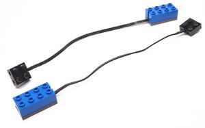LEGO-Technik-Mindstorms-2-x-Licht-Sensor-9-Volt-Lichtsensor-2982c01-NEUWARE