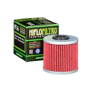 KYMCO-DOWNTOWN-125-200-300-350-09-au-16-Hiflofiltro-Filtre-a-huile-HF566