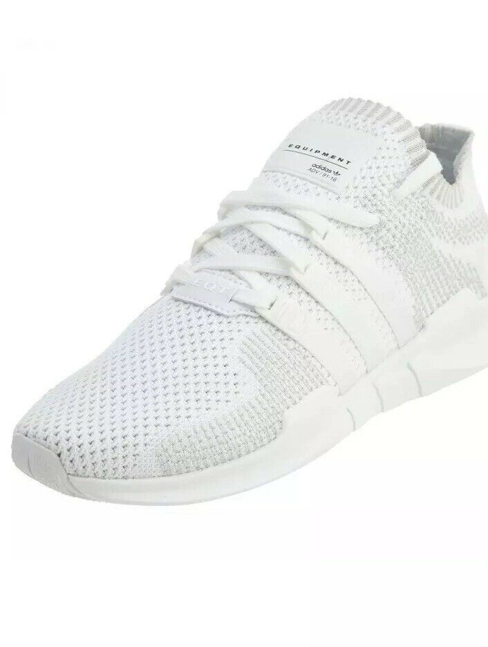 Adidas EQT Support ADV PK Mens BY9391 White Primeknit Running shoes Size 8